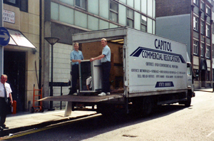 Office and Commercial Removals
